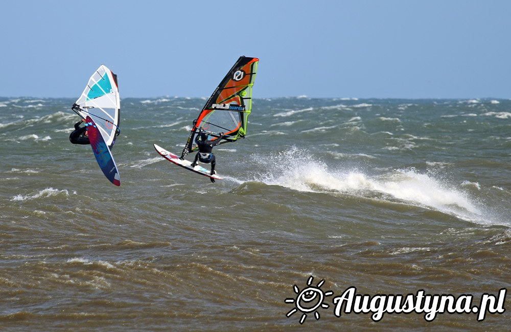 Wave Windsurfing w Łebie
