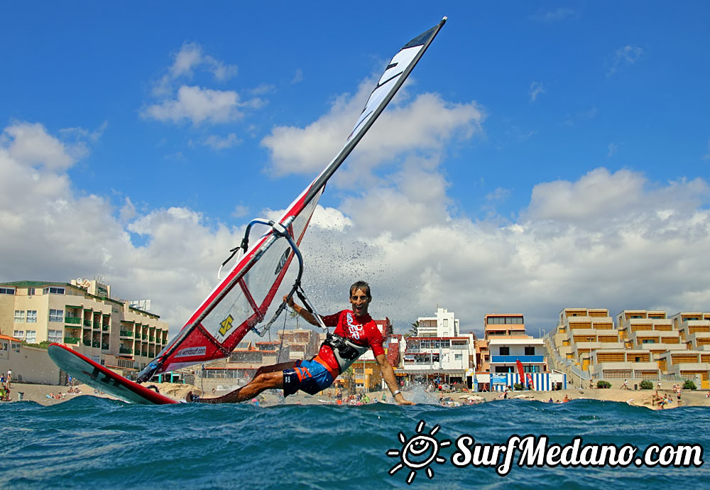 TWS Windsurf Pro Slalom Training 2016